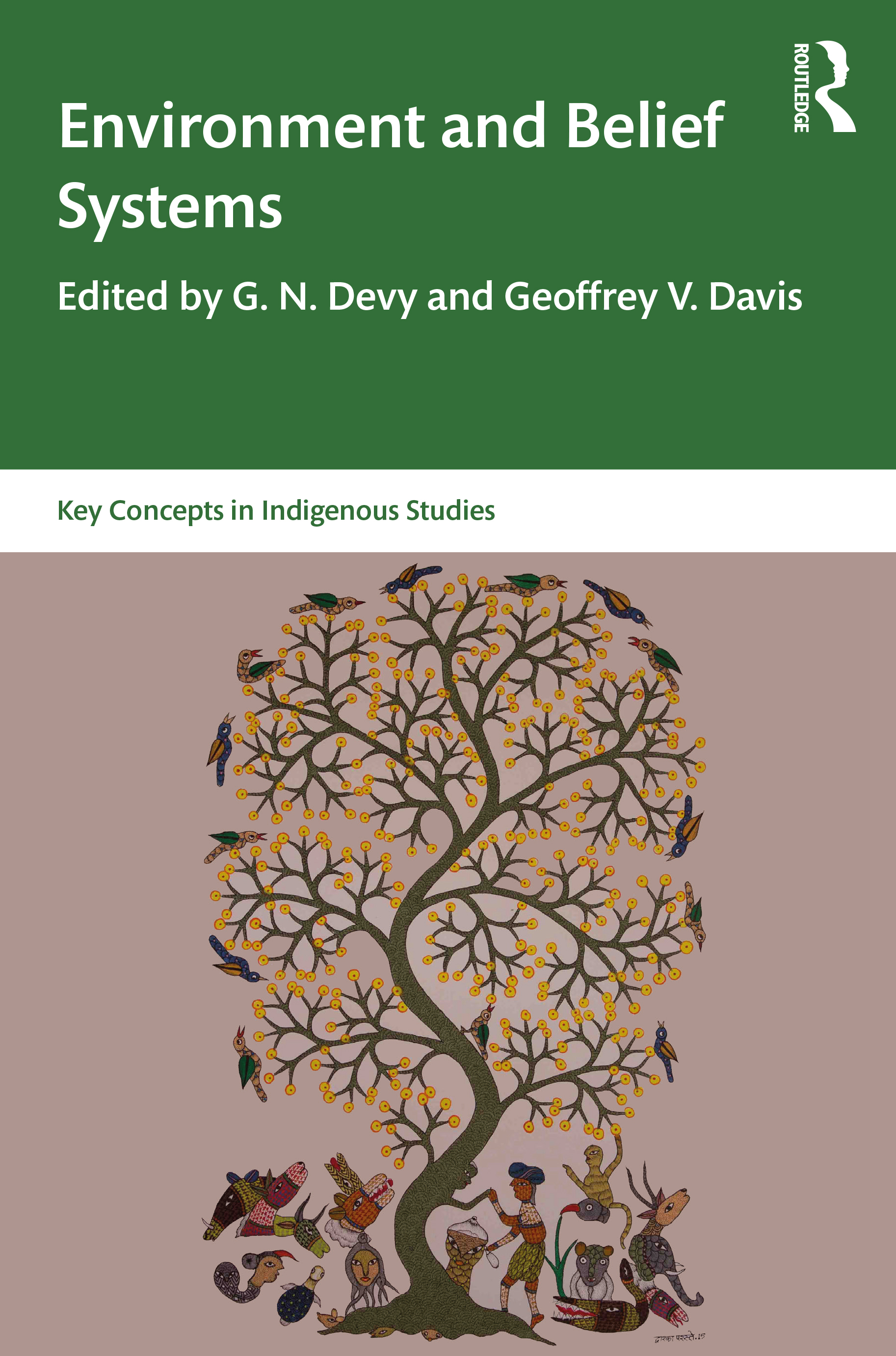 Environment and Belief Systems book cover