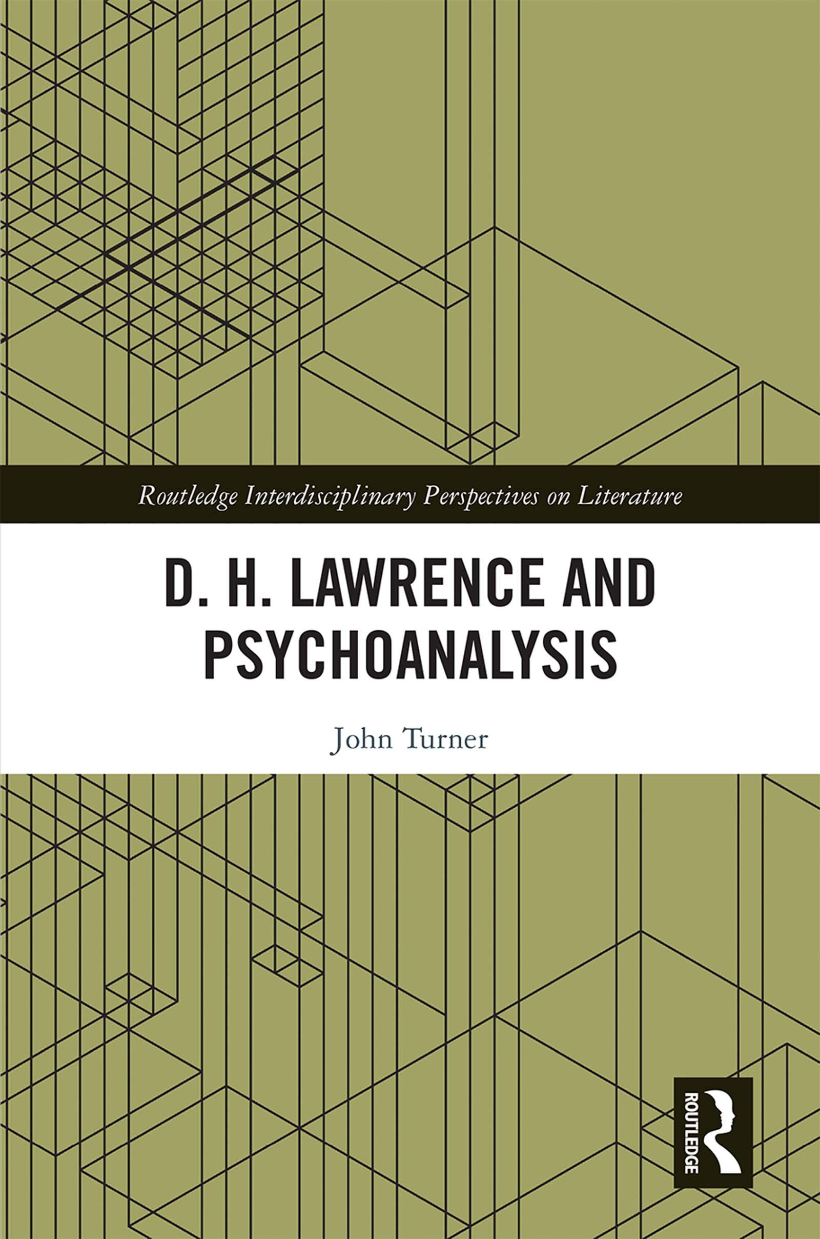 D. H. Lawrence and Psychoanalysis book cover