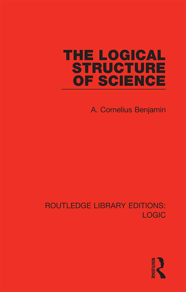 The Logical Structure of Science book cover