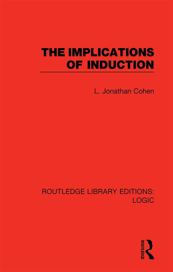 The Implications of Induction book cover