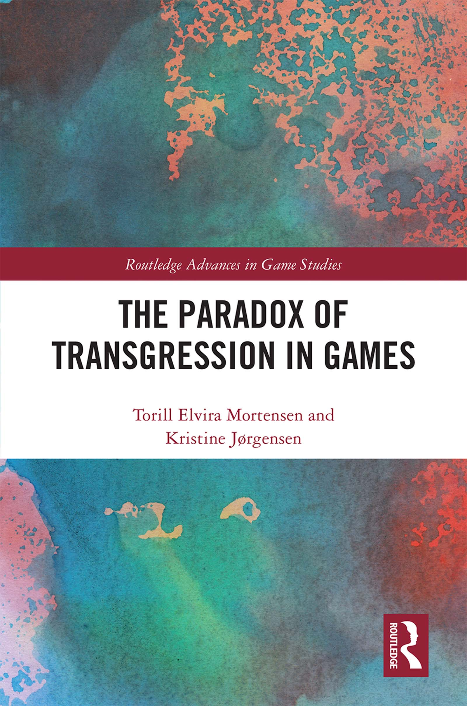 The Paradox of Transgression in Games book cover