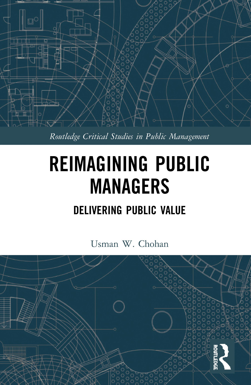 Reimagining Public Managers: Delivering Public Value book cover