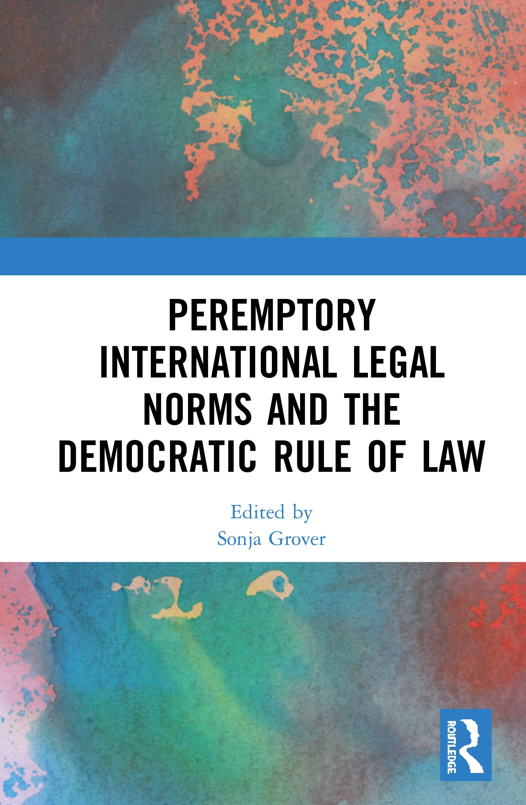 Peremptory International Legal Norms and the Democratic Rule of Law book cover