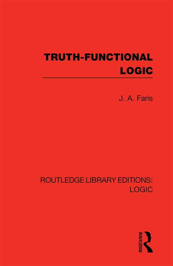 Truth-Functional Logic book cover