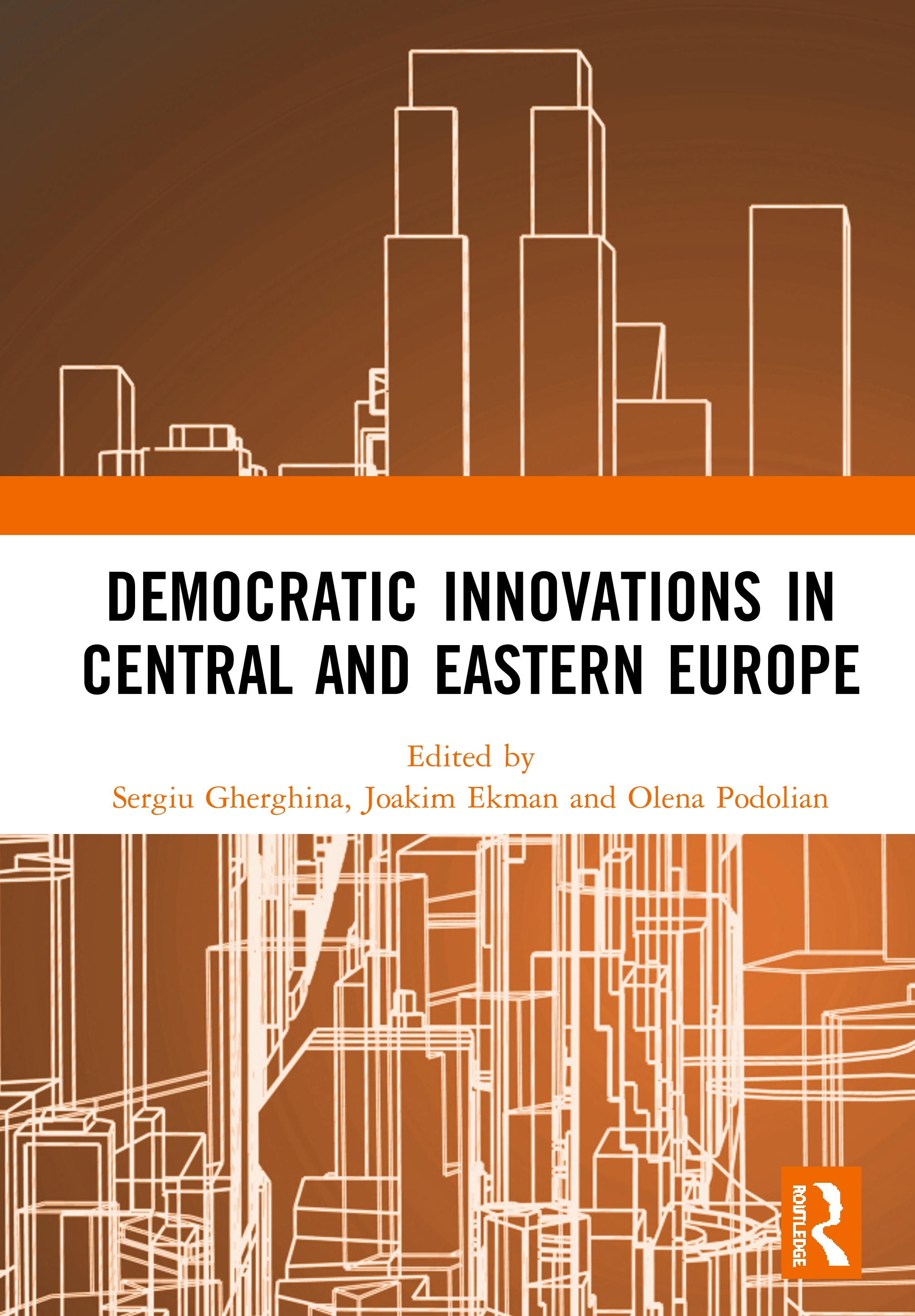 Democratic Innovations in Central and Eastern Europe: 1st Edition (Hardback) book cover
