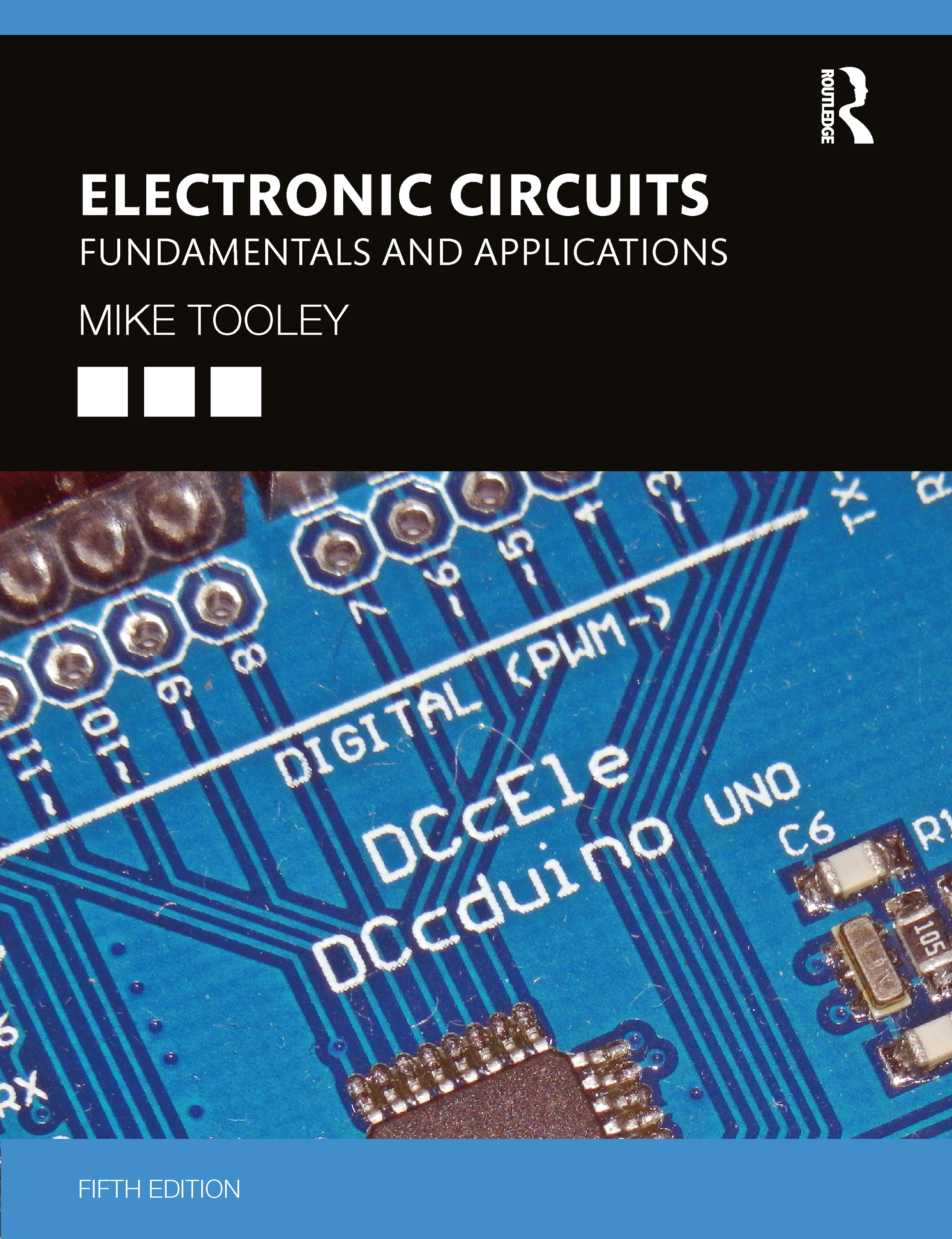 Electronic Circuits: Fundamentals and Applications, 5th Edition (Paperback) book cover