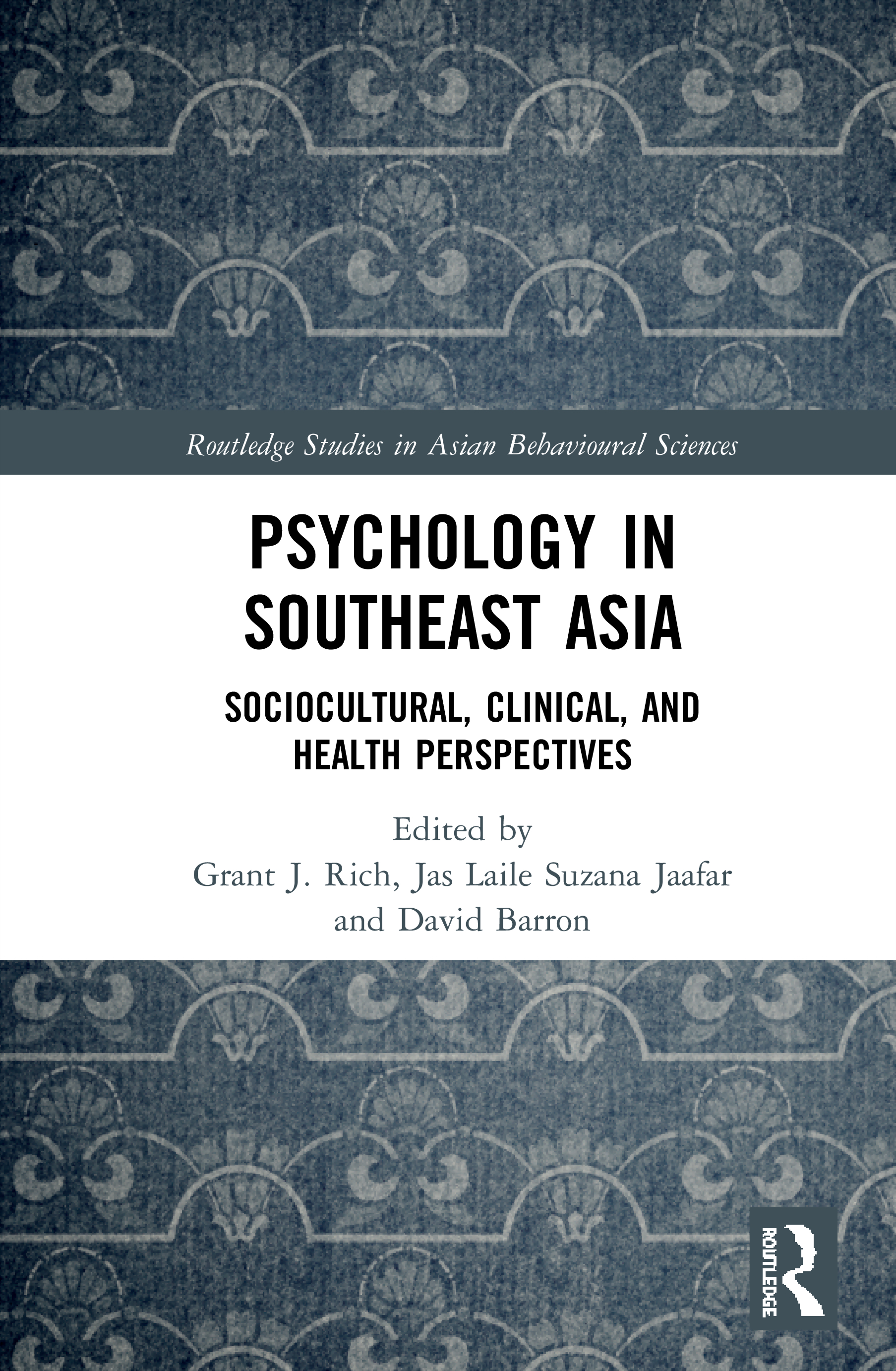 Psychology in Southeast Asia: Sociocultural, Clinical, and Health Perspectives, 1st Edition (Hardback) book cover