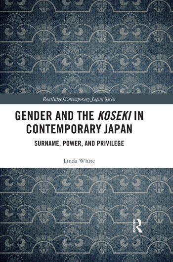 Gender and the Koseki In Contemporary Japan