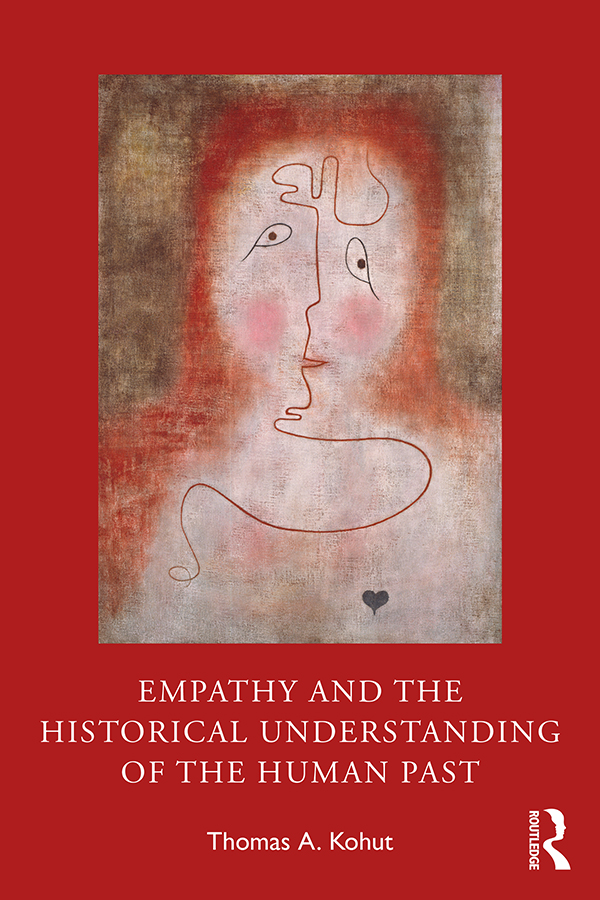Empathy and the Historical Understanding of the Human Past book cover
