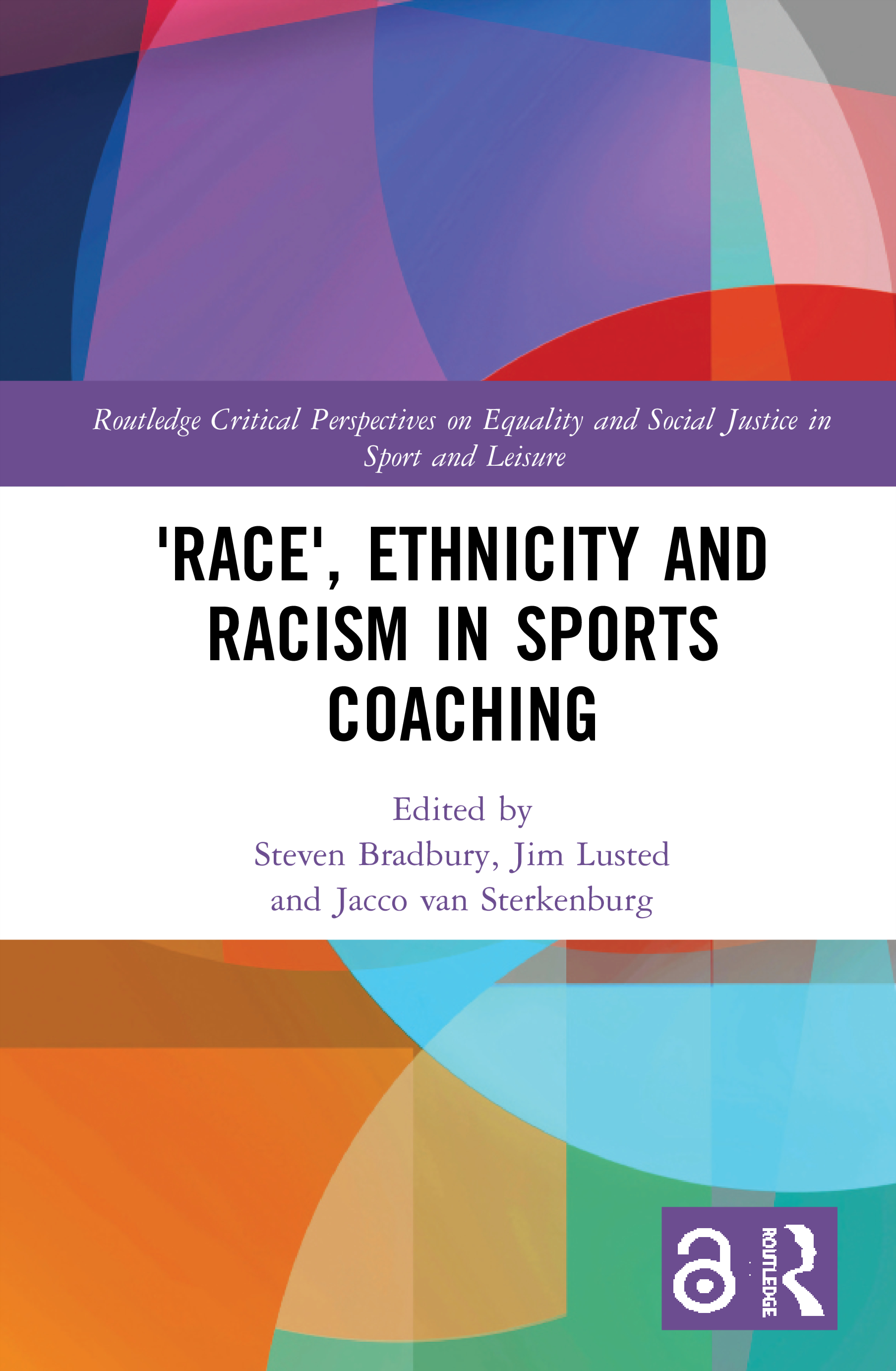 'Race', Ethnicity and Racism in Sports Coaching book cover