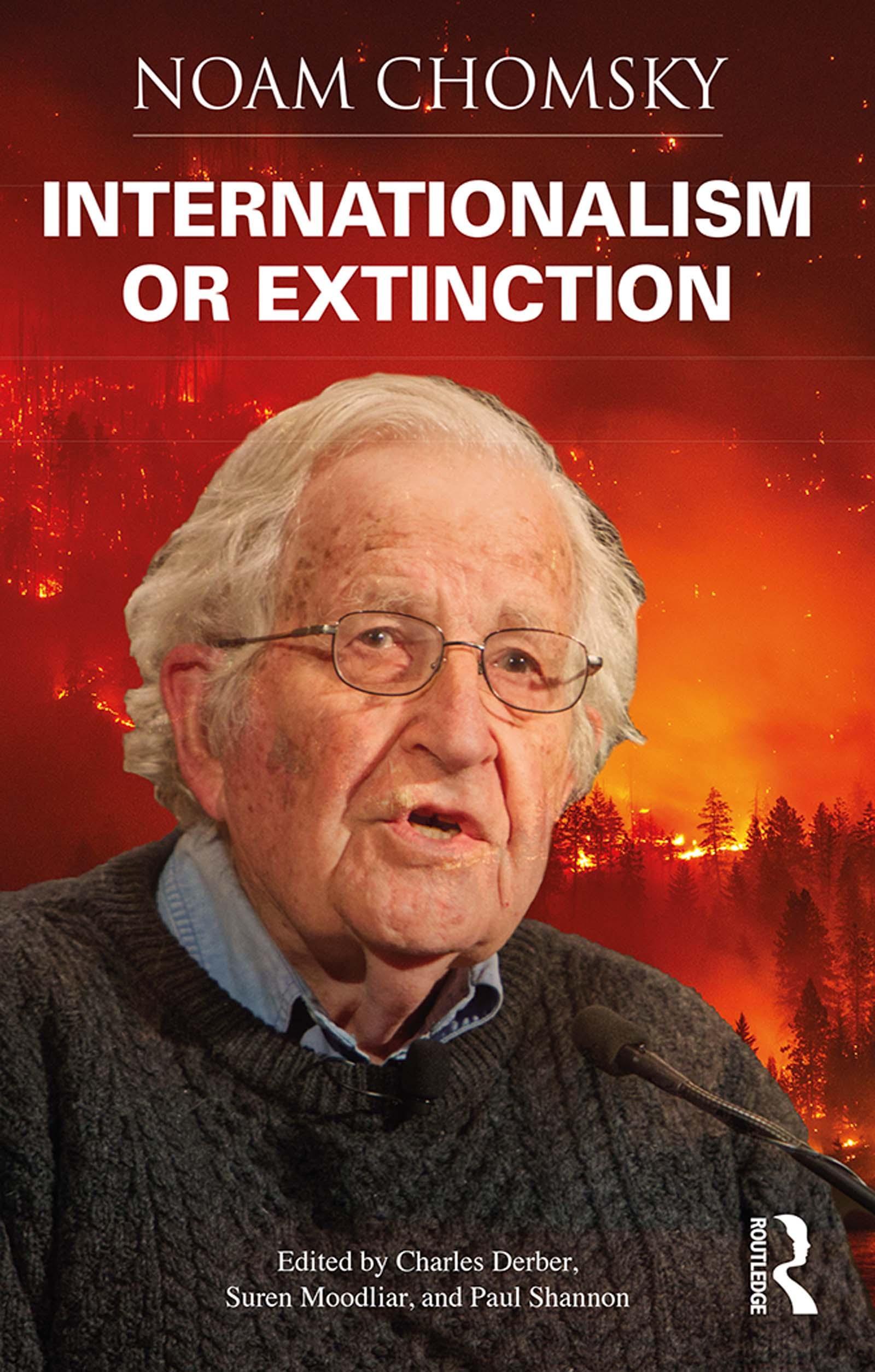 Internationalism or Extinction book cover