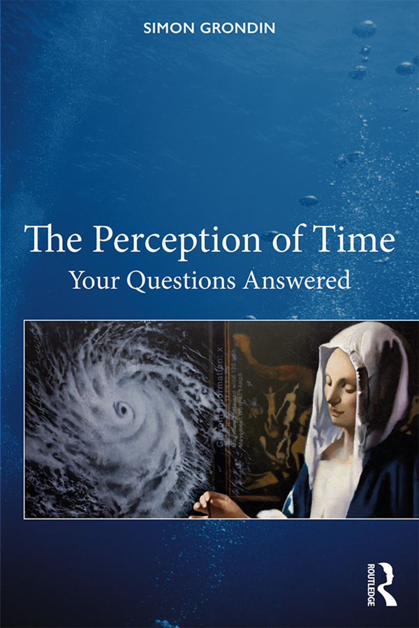 The Perception of Time: Your Questions Answered book cover