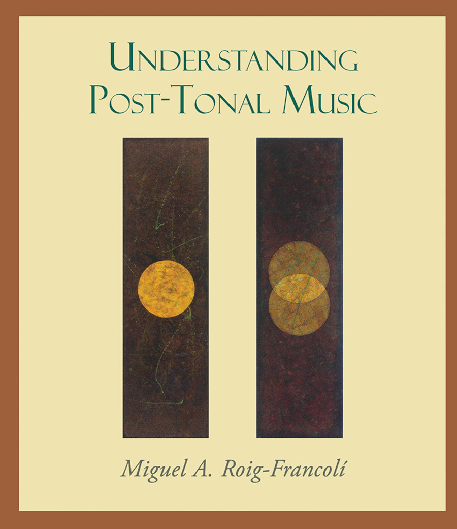Understanding Post-Tonal Music book cover