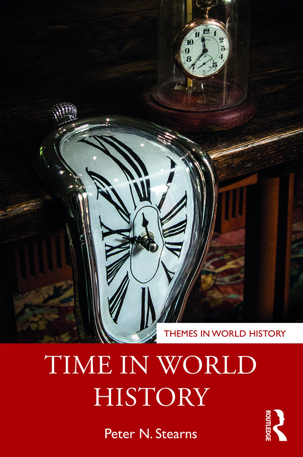 Time in World History book cover