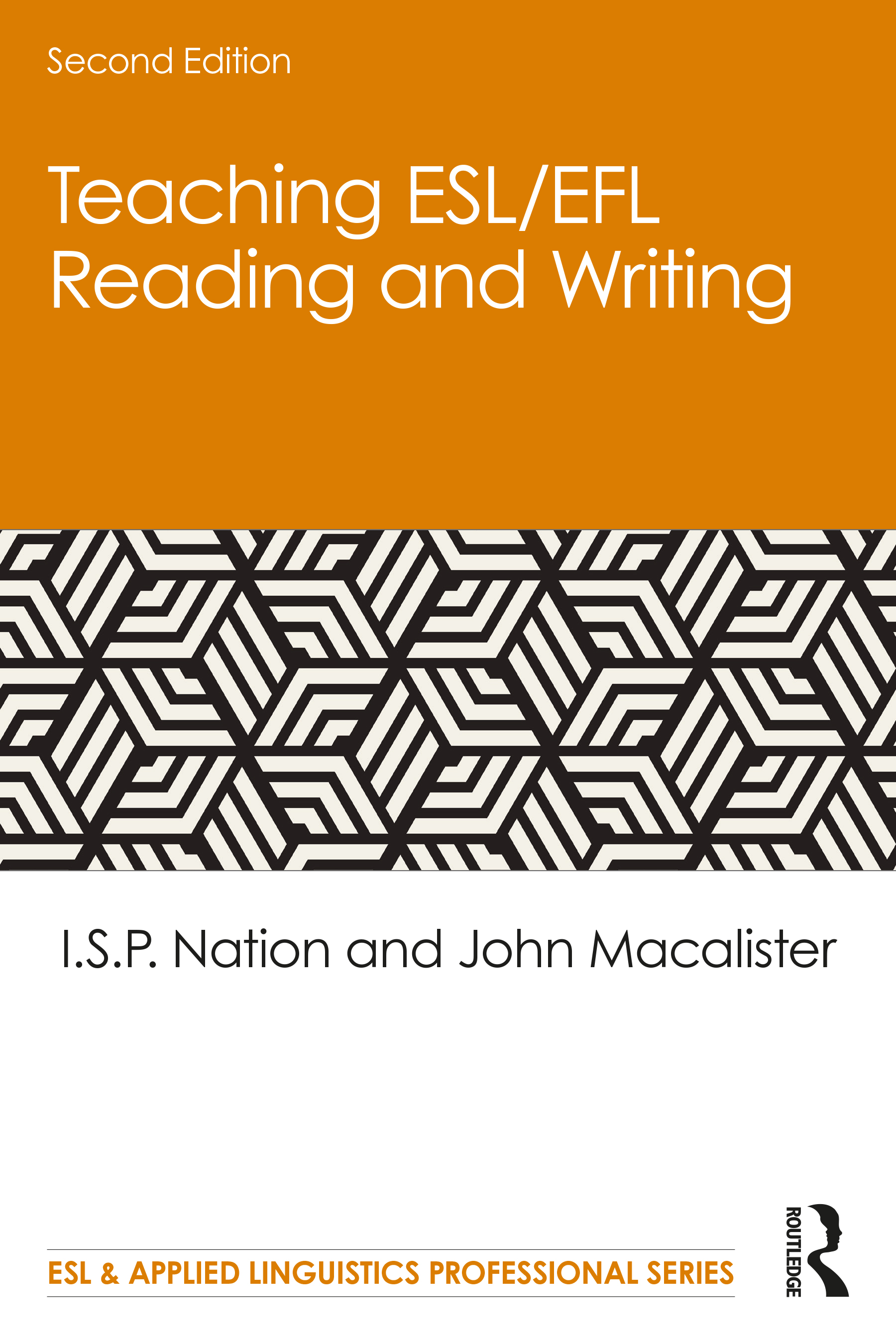 Teaching ESL/EFL Reading and Writing book cover