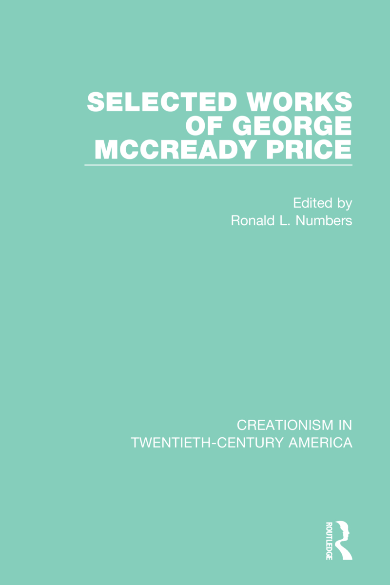 Selected Works of George McCready Price book cover