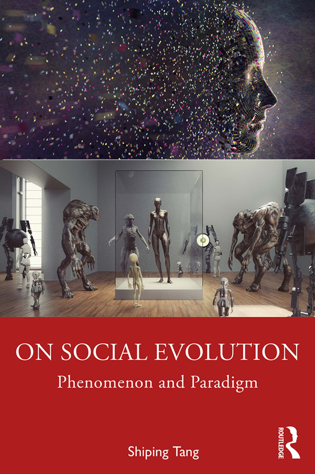 On Social Evolution: Phenomenon and Paradigm, 1st Edition (Paperback) book cover