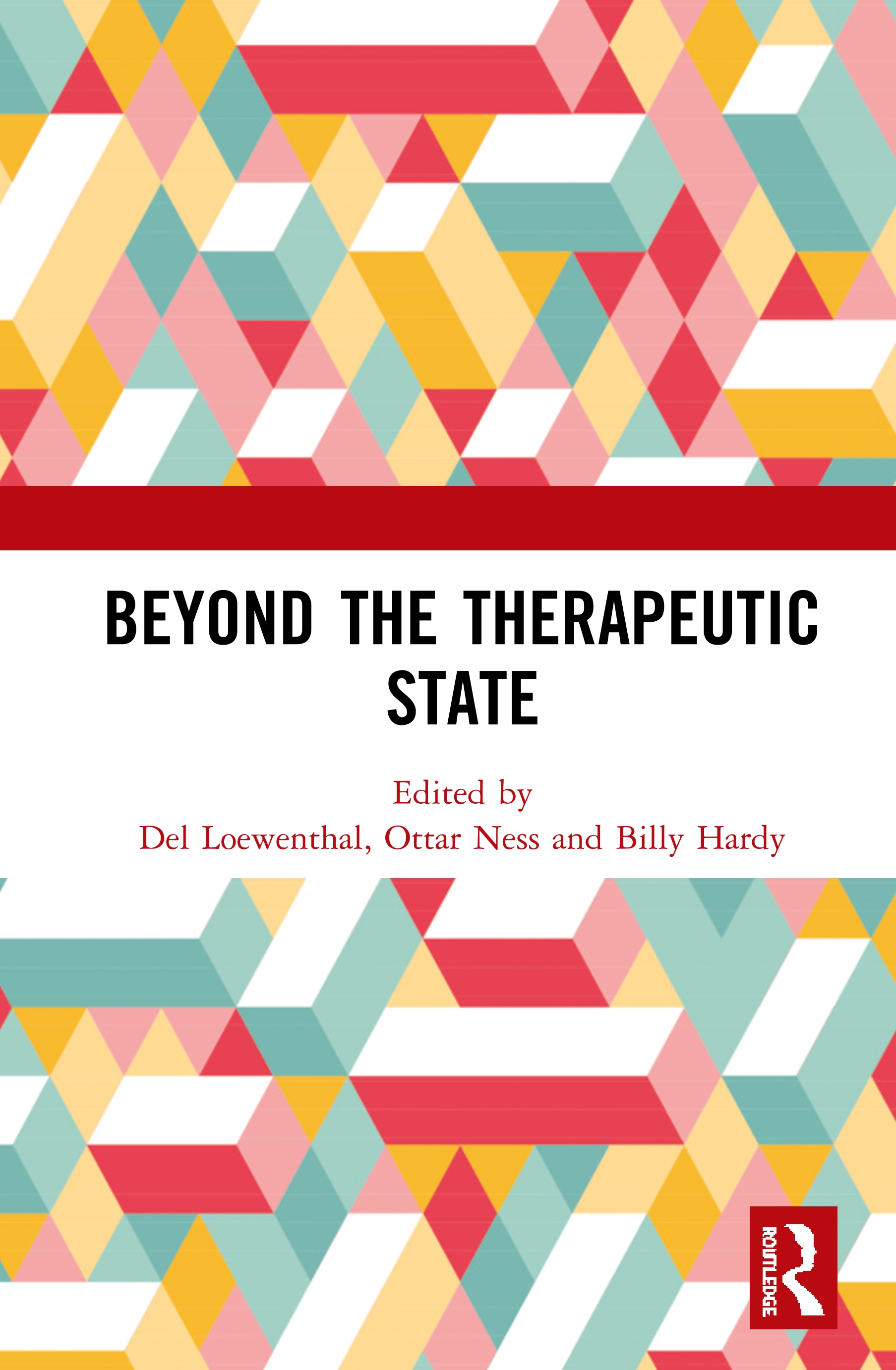 Beyond the Therapeutic State book cover