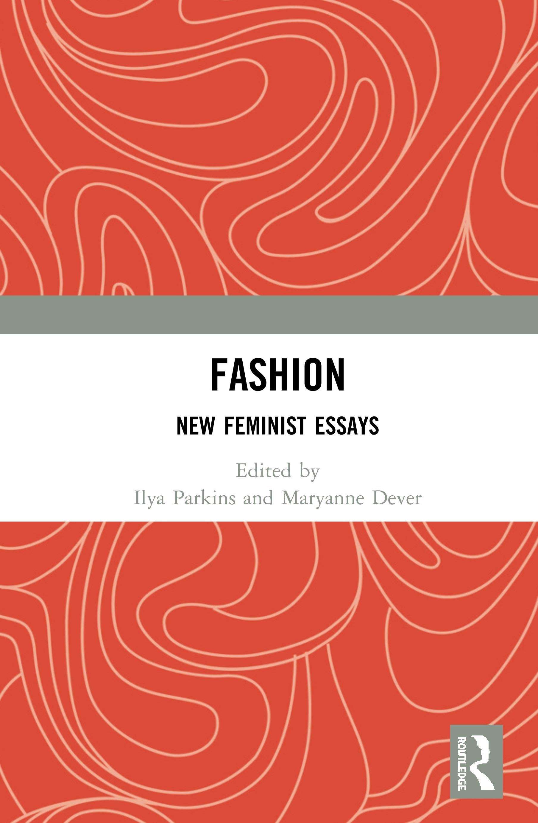 Fashion: New Feminist Essays book cover
