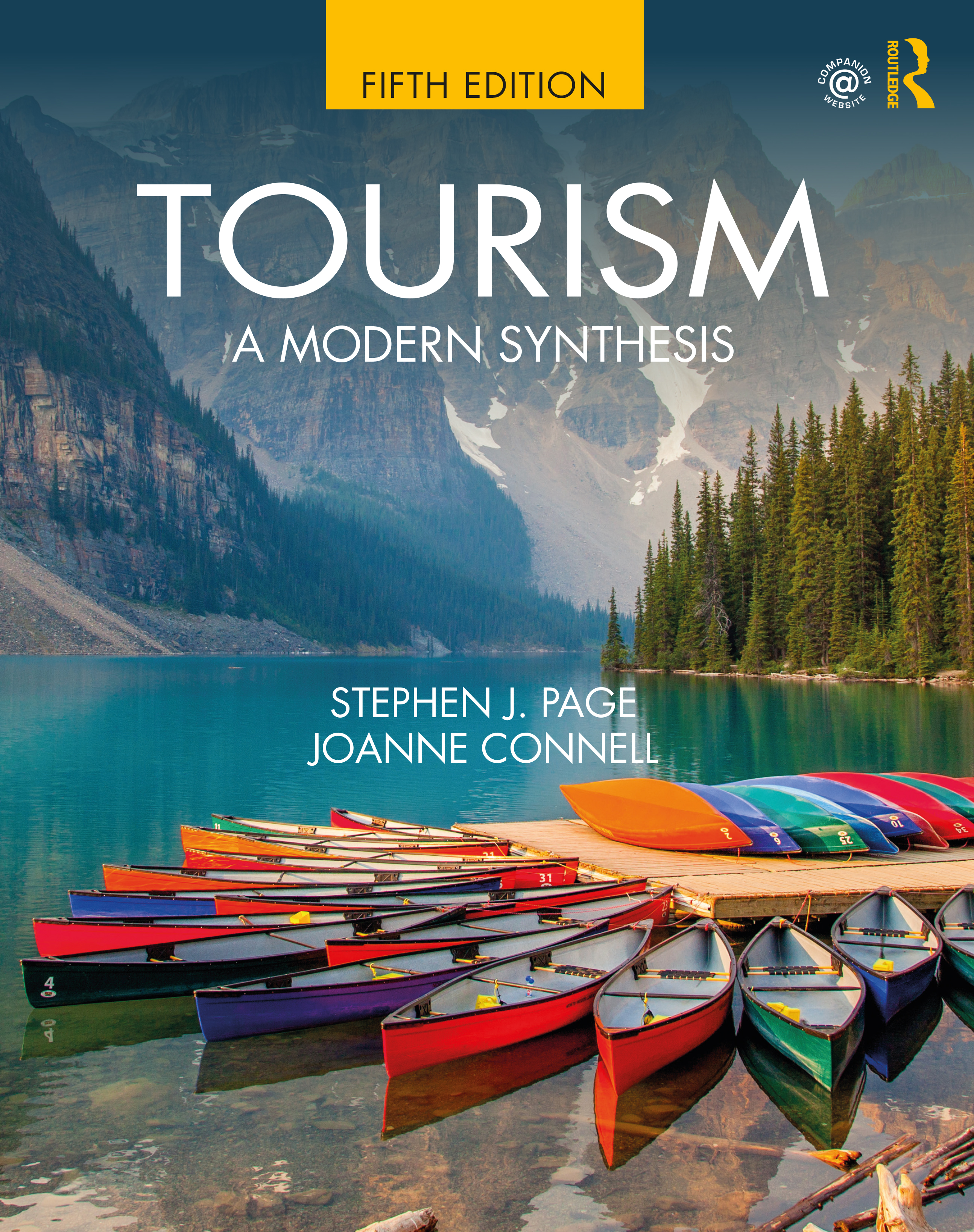 Tourism: A Modern Synthesis, 5th Edition (Paperback) book cover
