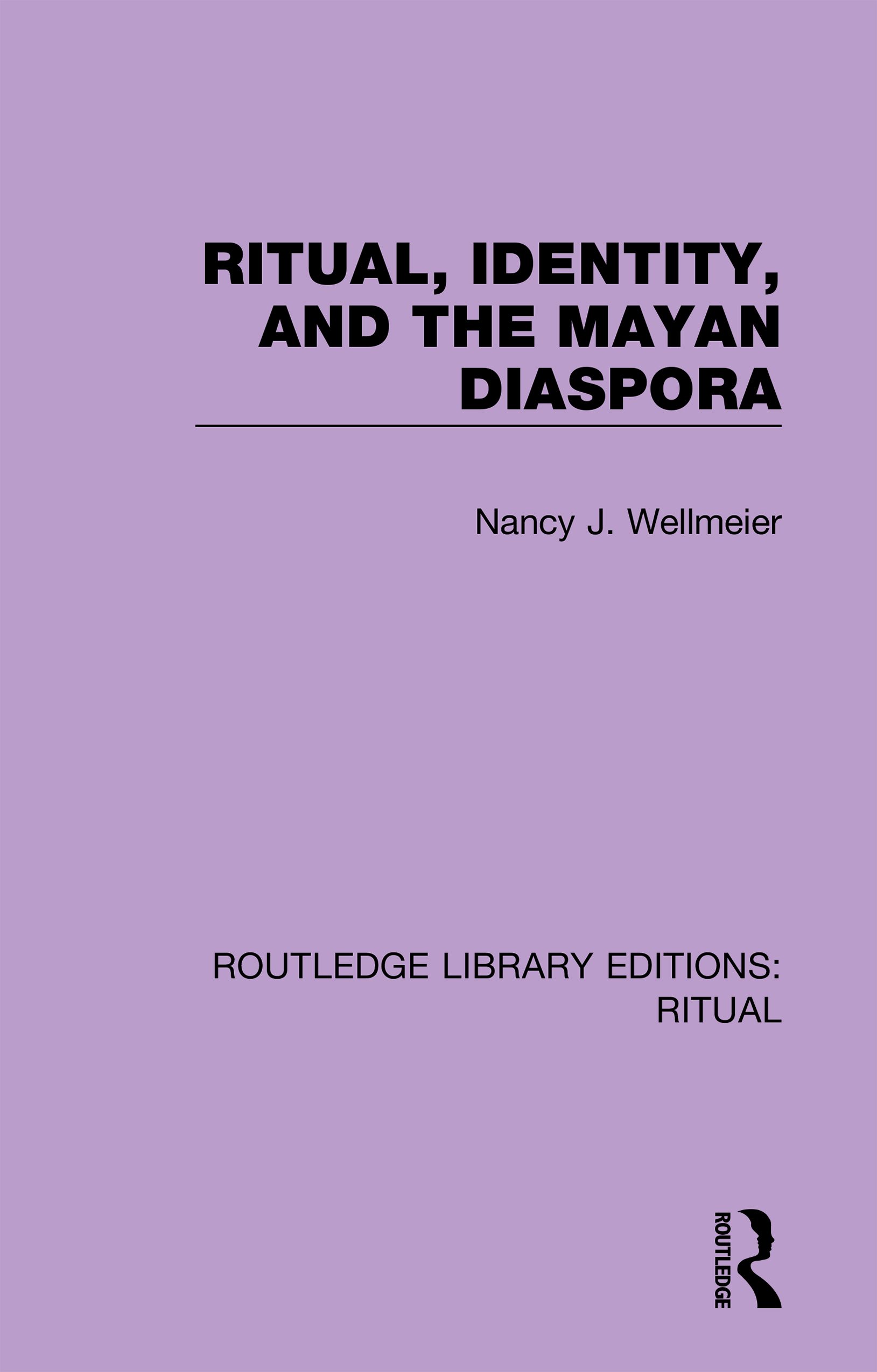 Ritual, Identity, and the Mayan Diaspora book cover