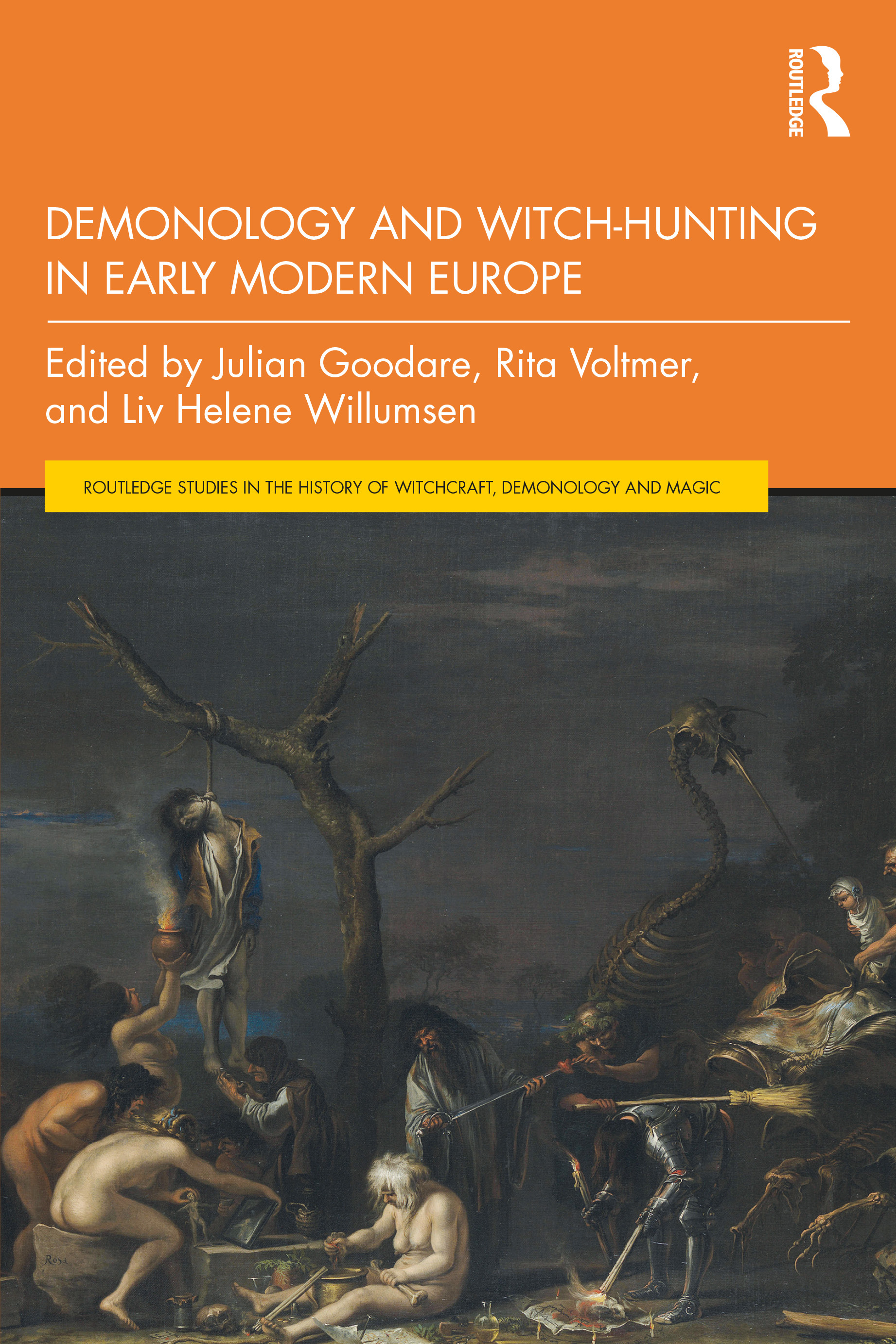 Demonology and Witch-Hunting in Early Modern Europe: 1st Edition (Paperback) book cover