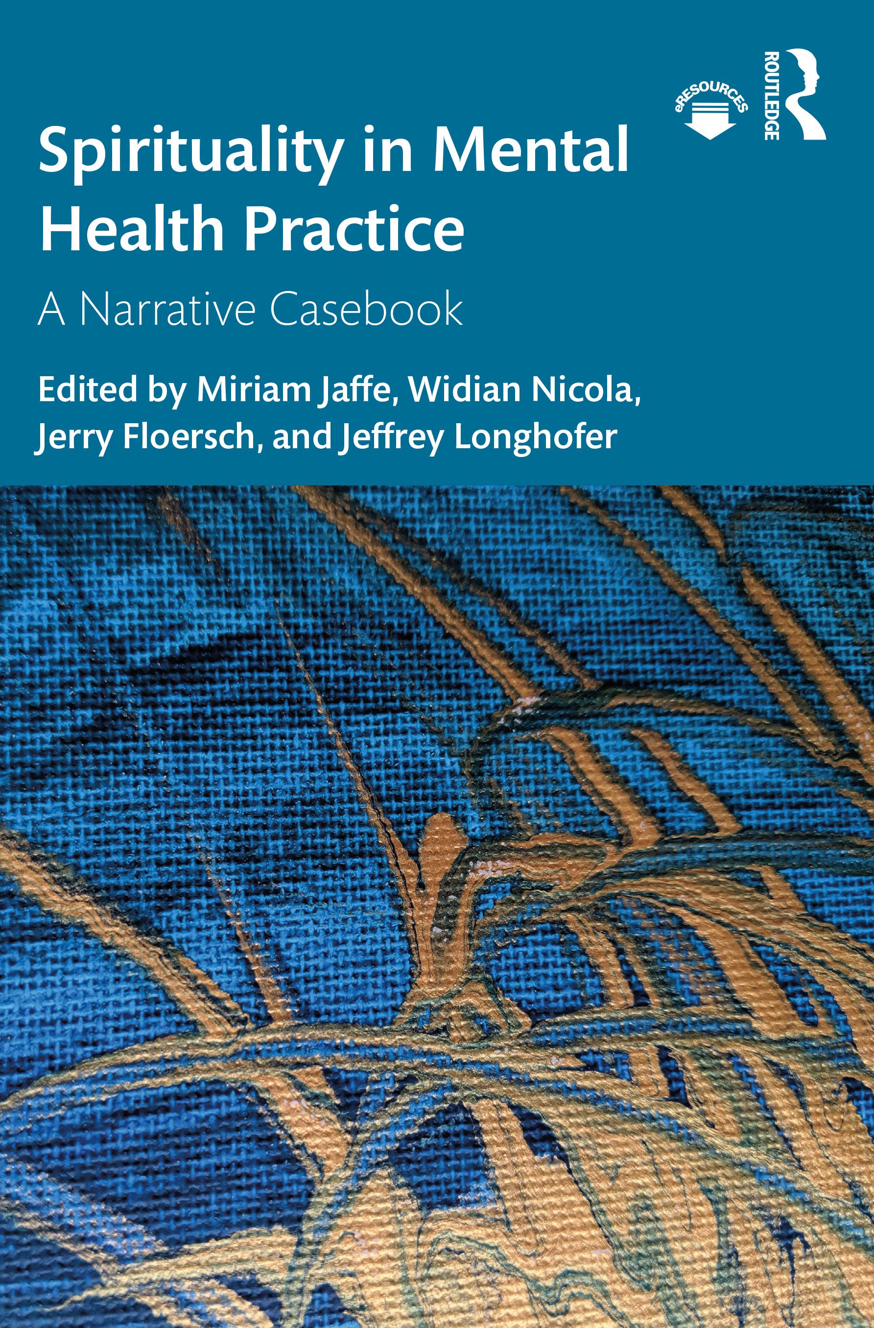 Spirituality in Mental Health Practice: A Narrative Casebook book cover