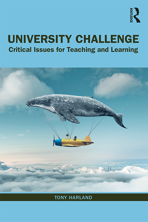 University Challenge: Critical Issues for Teaching and Learning book cover
