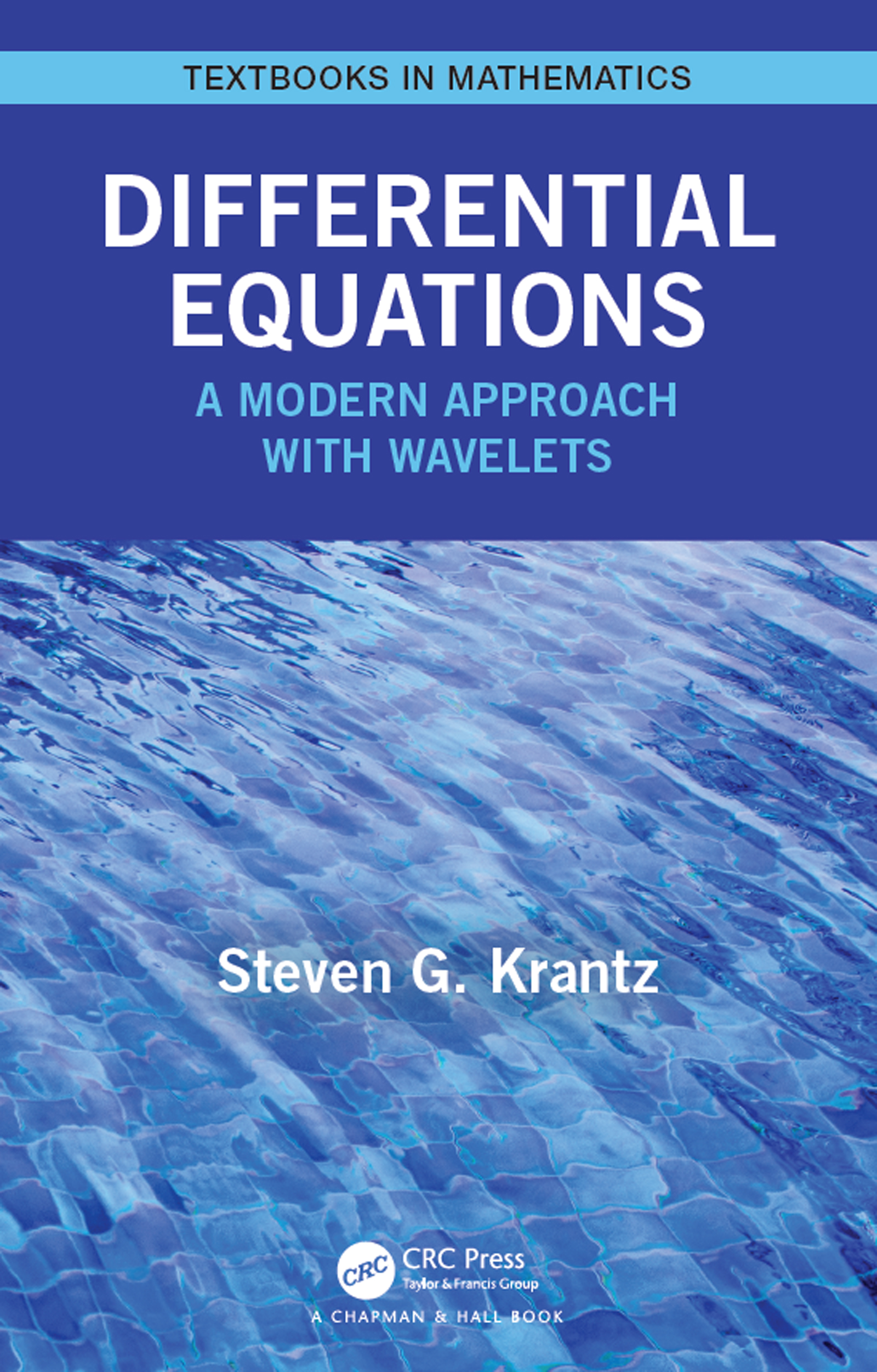Differential Equations: A Modern Approach with Wavelets book cover