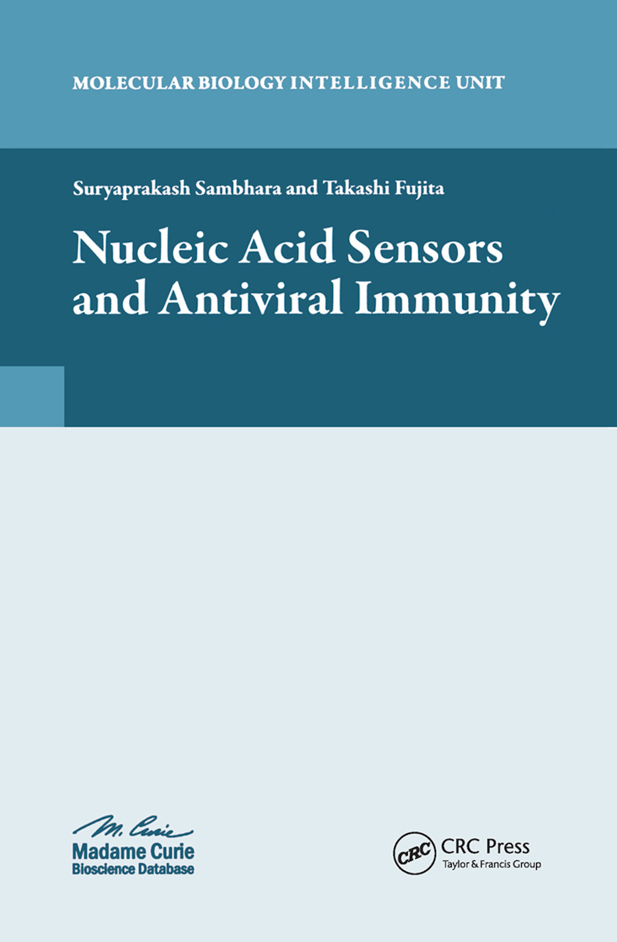 Nucleic Acid Sensors and Antiviral Immunity: 1st Edition (Paperback) book cover