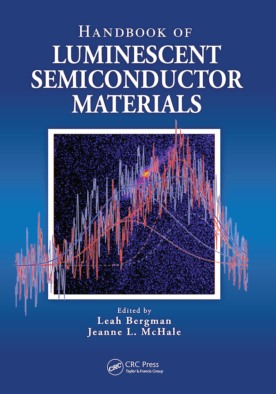 Handbook of Luminescent Semiconductor Materials book cover