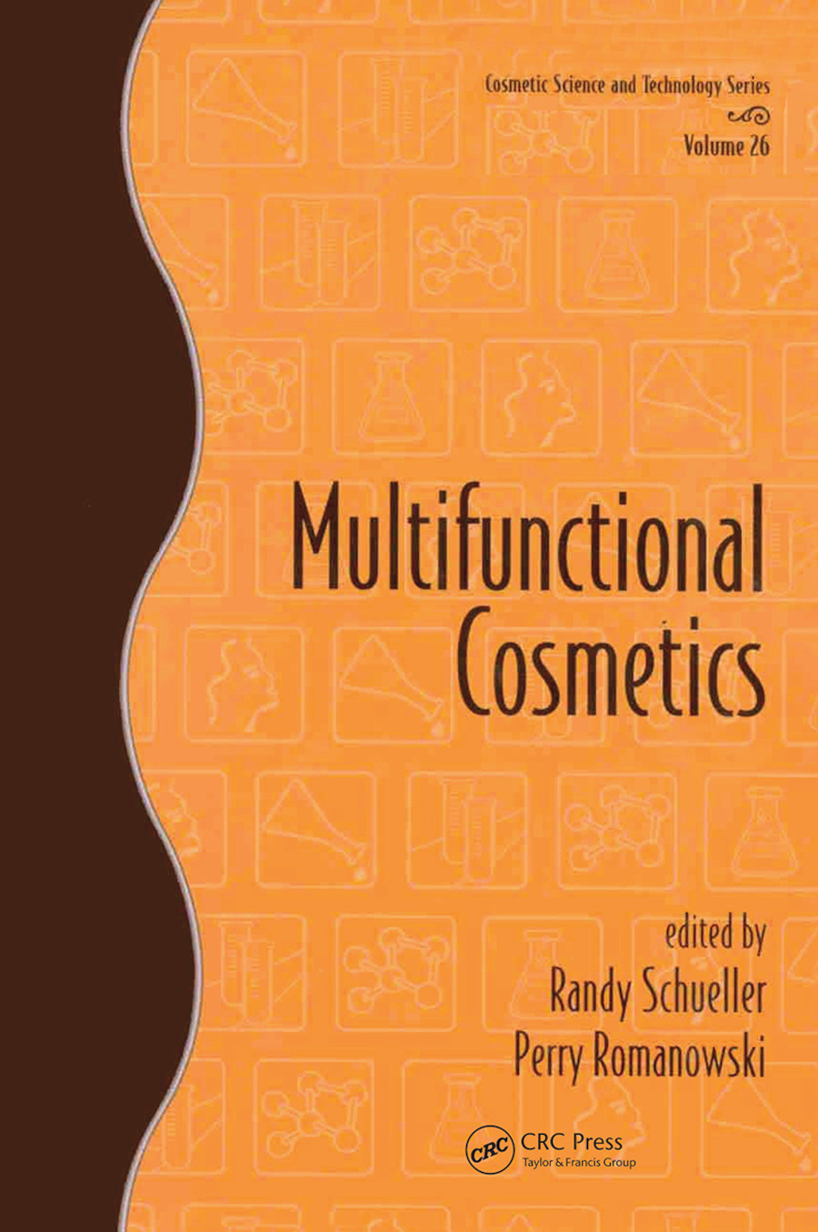 Multifunctional Cosmetics: 1st Edition (Paperback) book cover