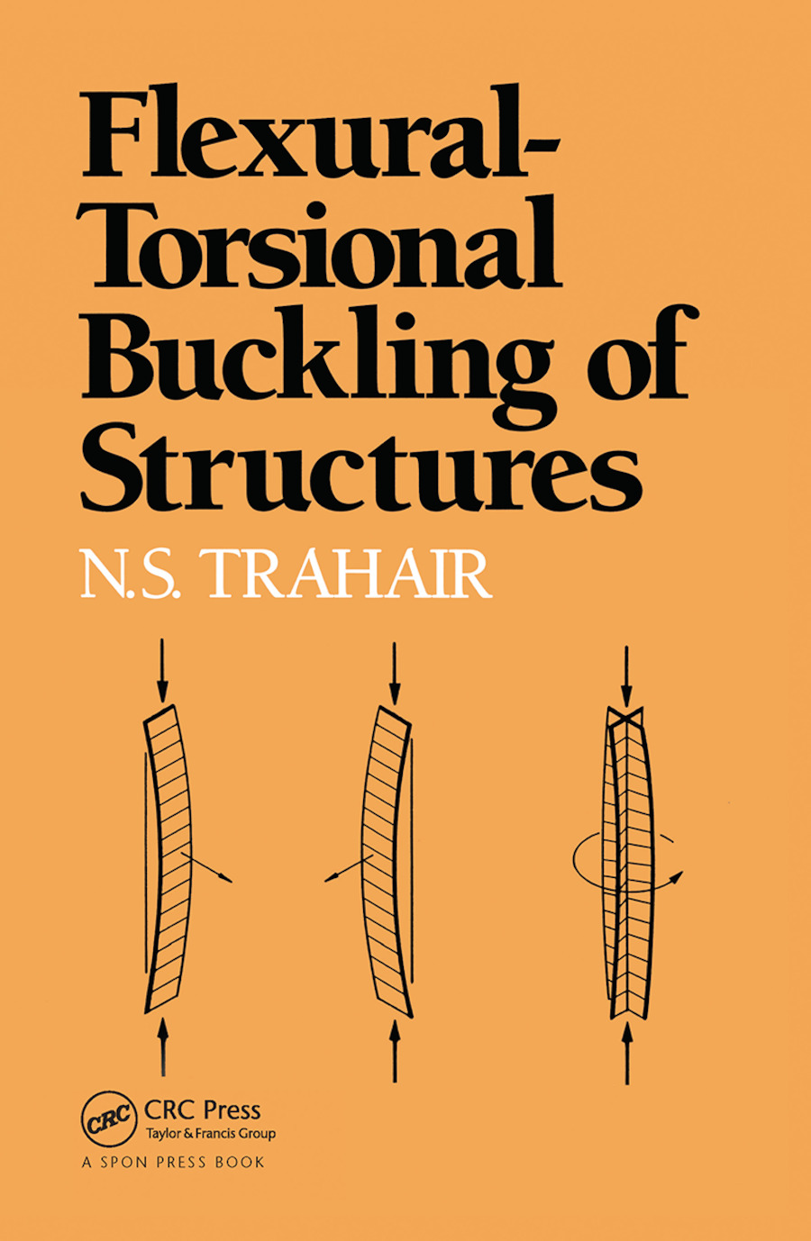 Flexural-Torsional Buckling of Structures: 1st Edition (Paperback) book cover
