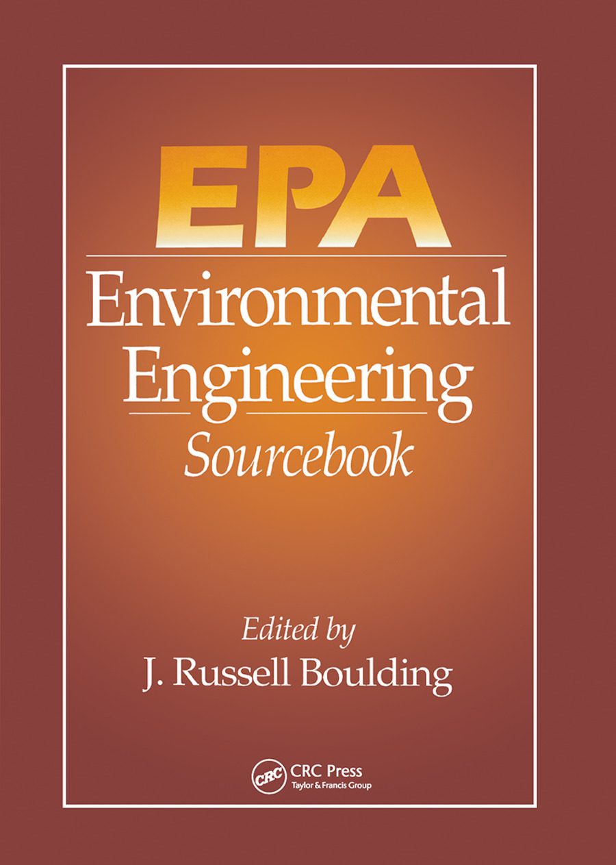 EPA Environmental Engineering Sourcebook