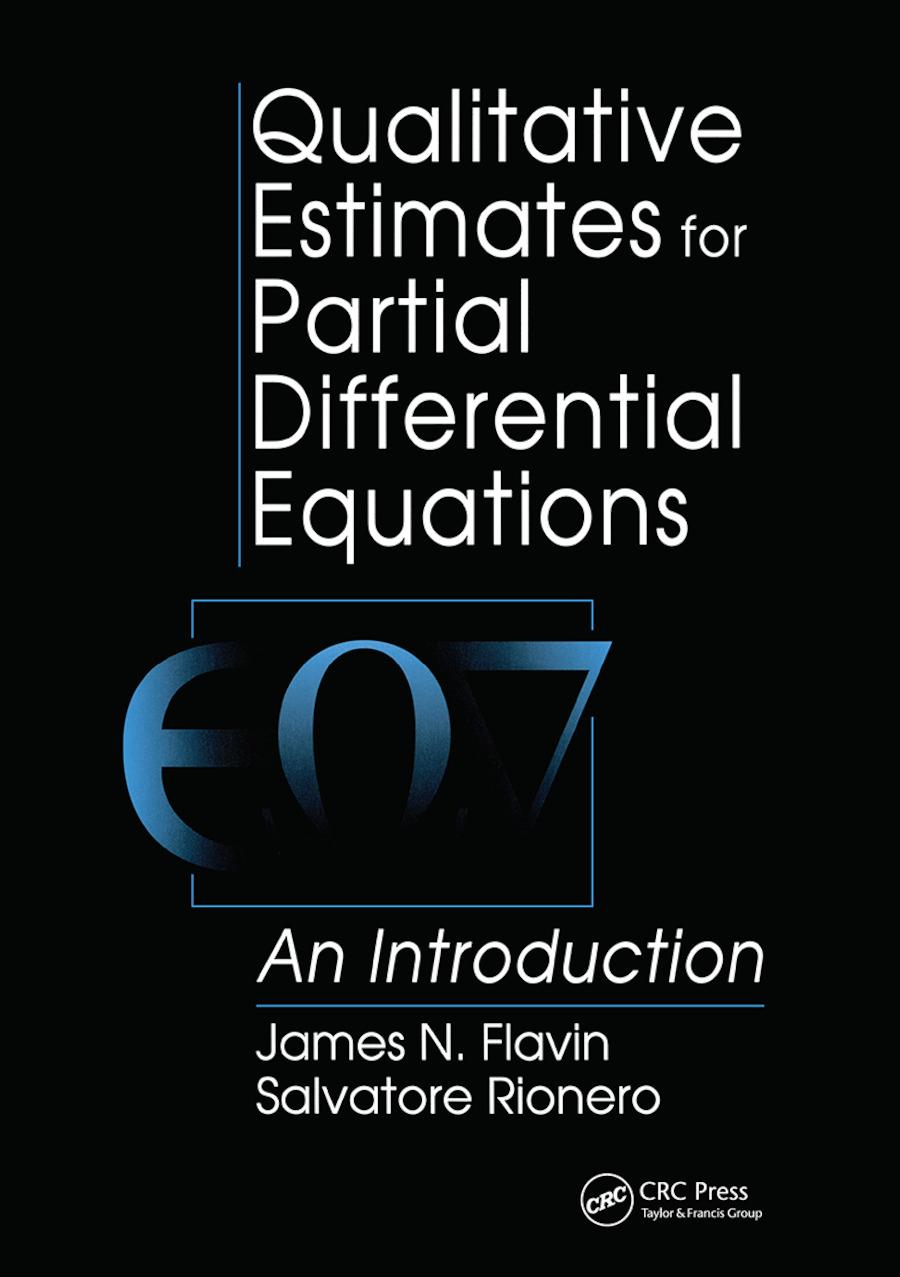 Qualitative Estimates for Partial Differential Equations