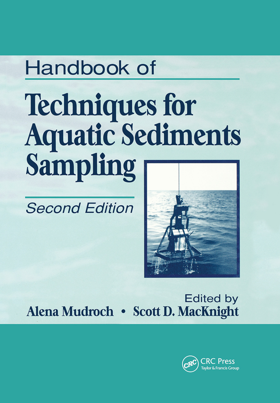 Handbook of Techniques for Aquatic Sediments Sampling