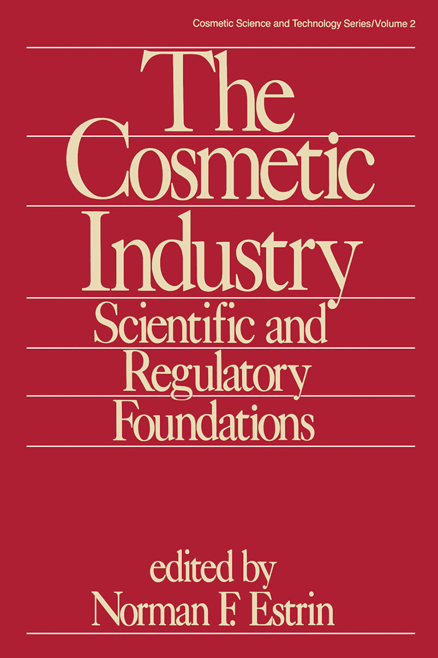 Regulation of Cosmetics in the United States: An Overview