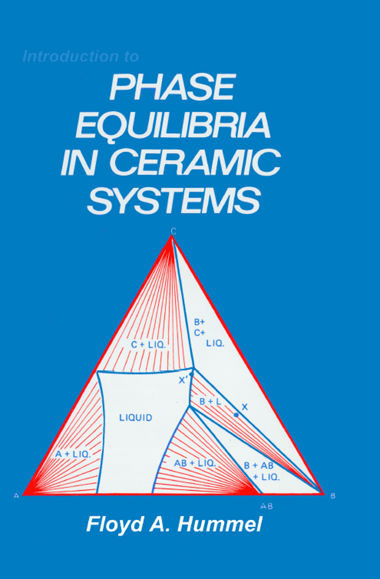 Introduction to Phase Equilibria in Ceramic Systems