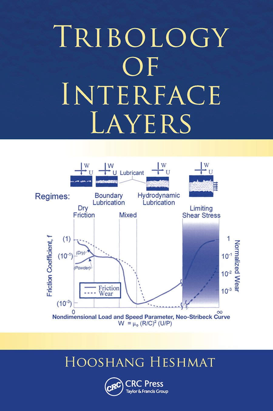 Tribology of Interface Layers book cover