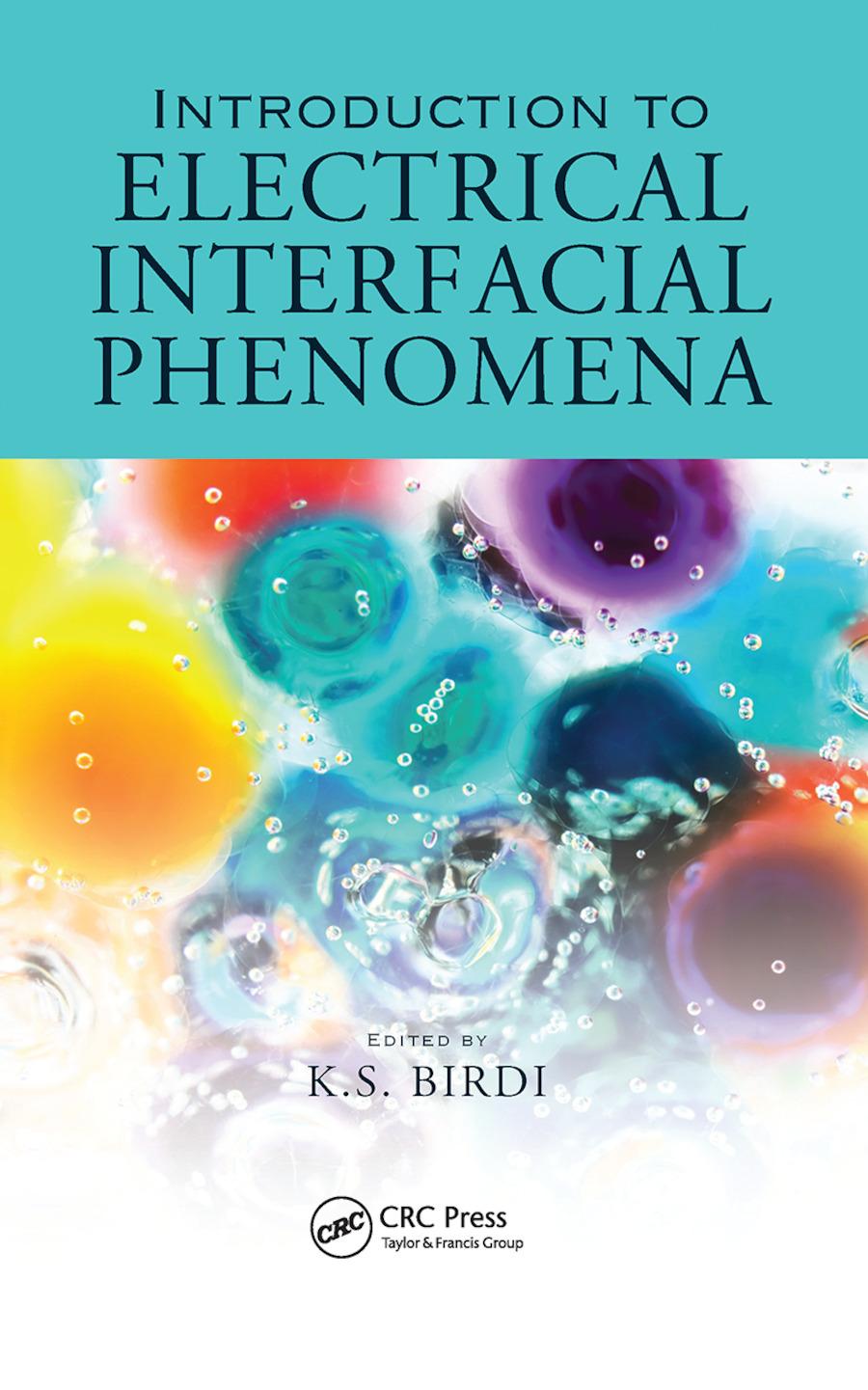 Introduction to Electrical Interfacial Phenomena