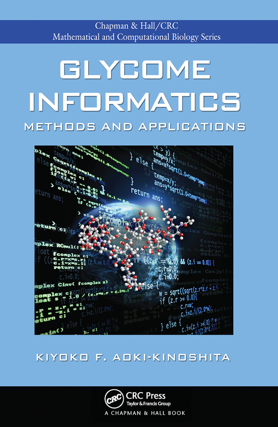 Glycome Informatics: Methods and Applications book cover