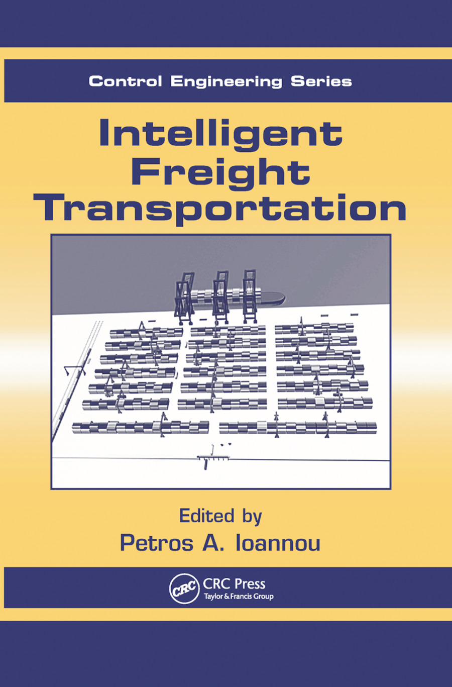 Intelligent Freight Transportation: 1st Edition (Paperback) book cover