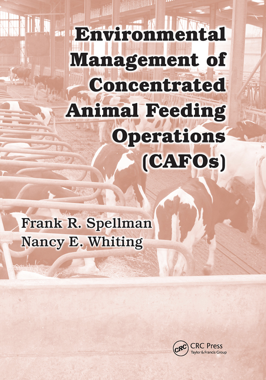 Environmental Management of Concentrated Animal Feeding Operations (CAFOs)