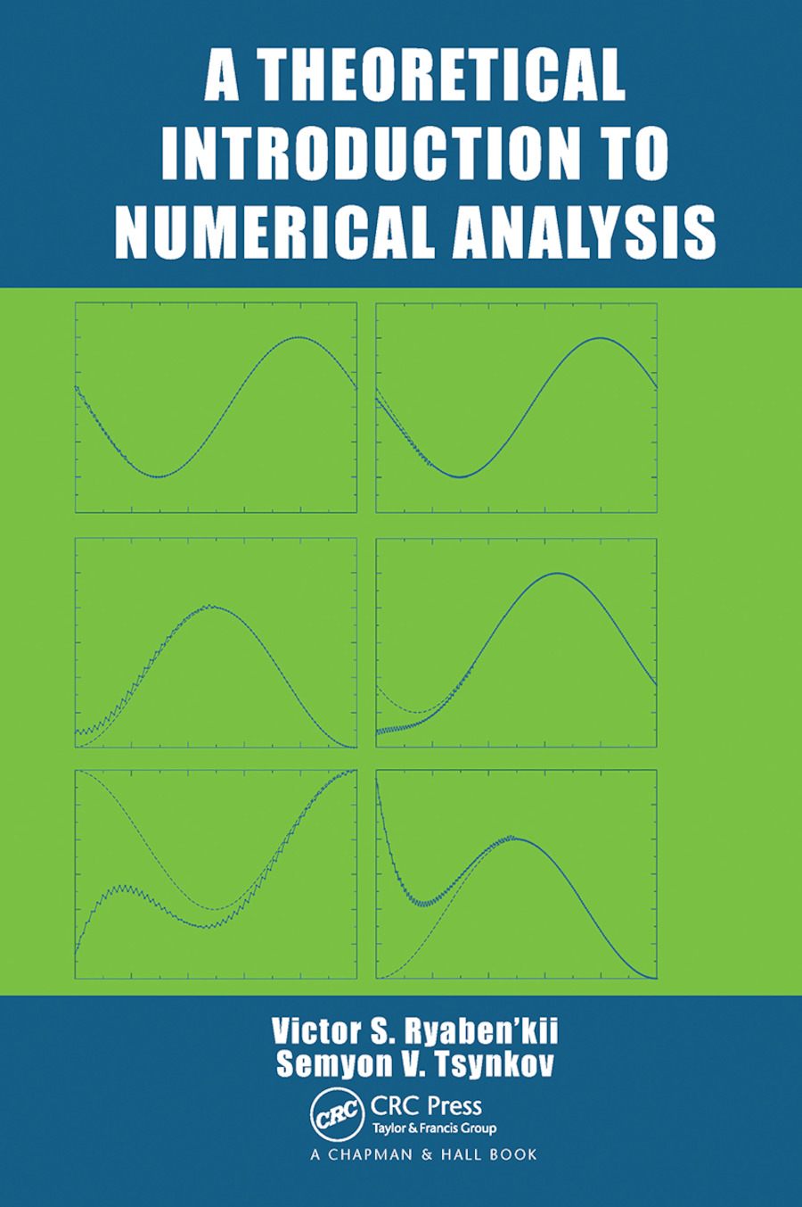 A Theoretical Introduction to Numerical Analysis book cover