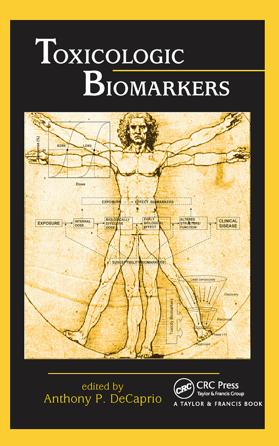 Toxicologic Biomarkers: 1st Edition (Paperback) book cover