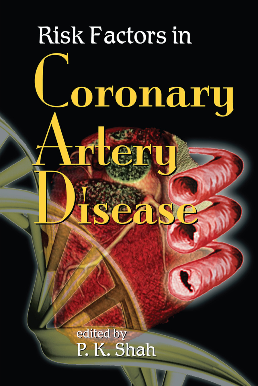 Risk Factors in Coronary Artery Disease: 1st Edition (Paperback) book cover