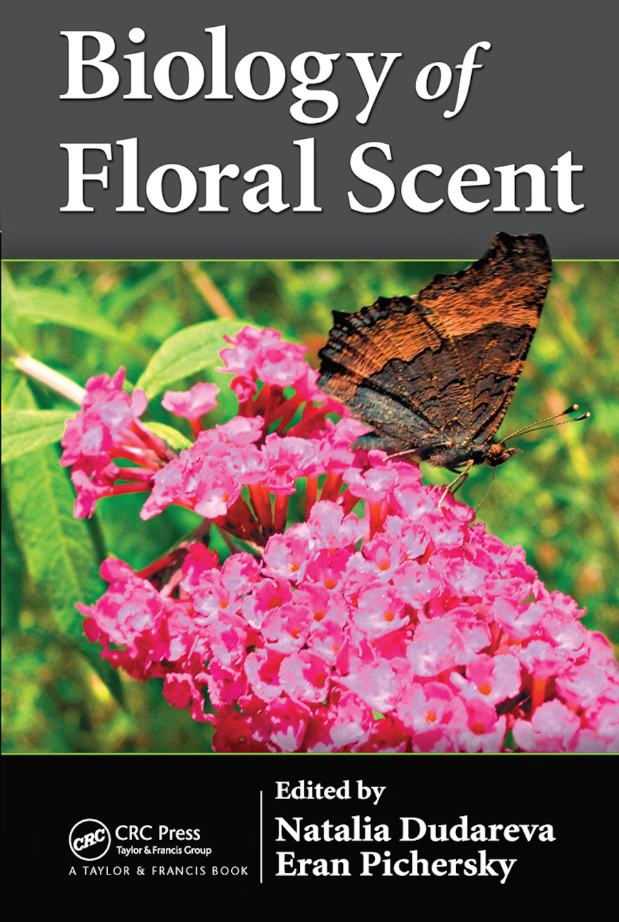 Biology of Floral Scent book cover