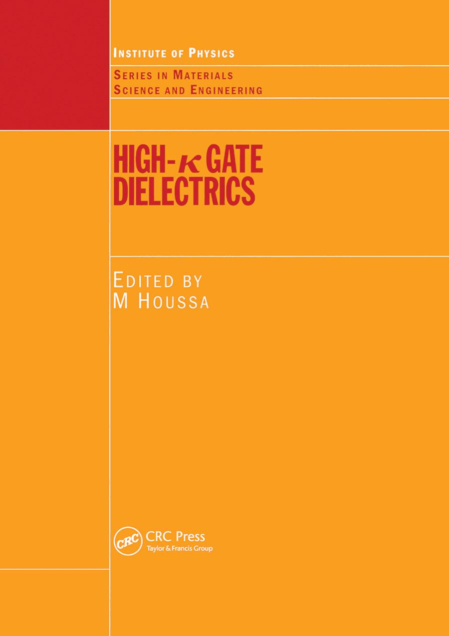 High k Gate Dielectrics