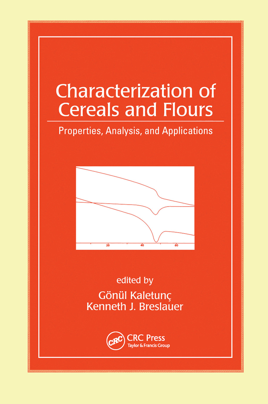 Characterization of Cereals and Flours: Properties, Analysis And Applications book cover