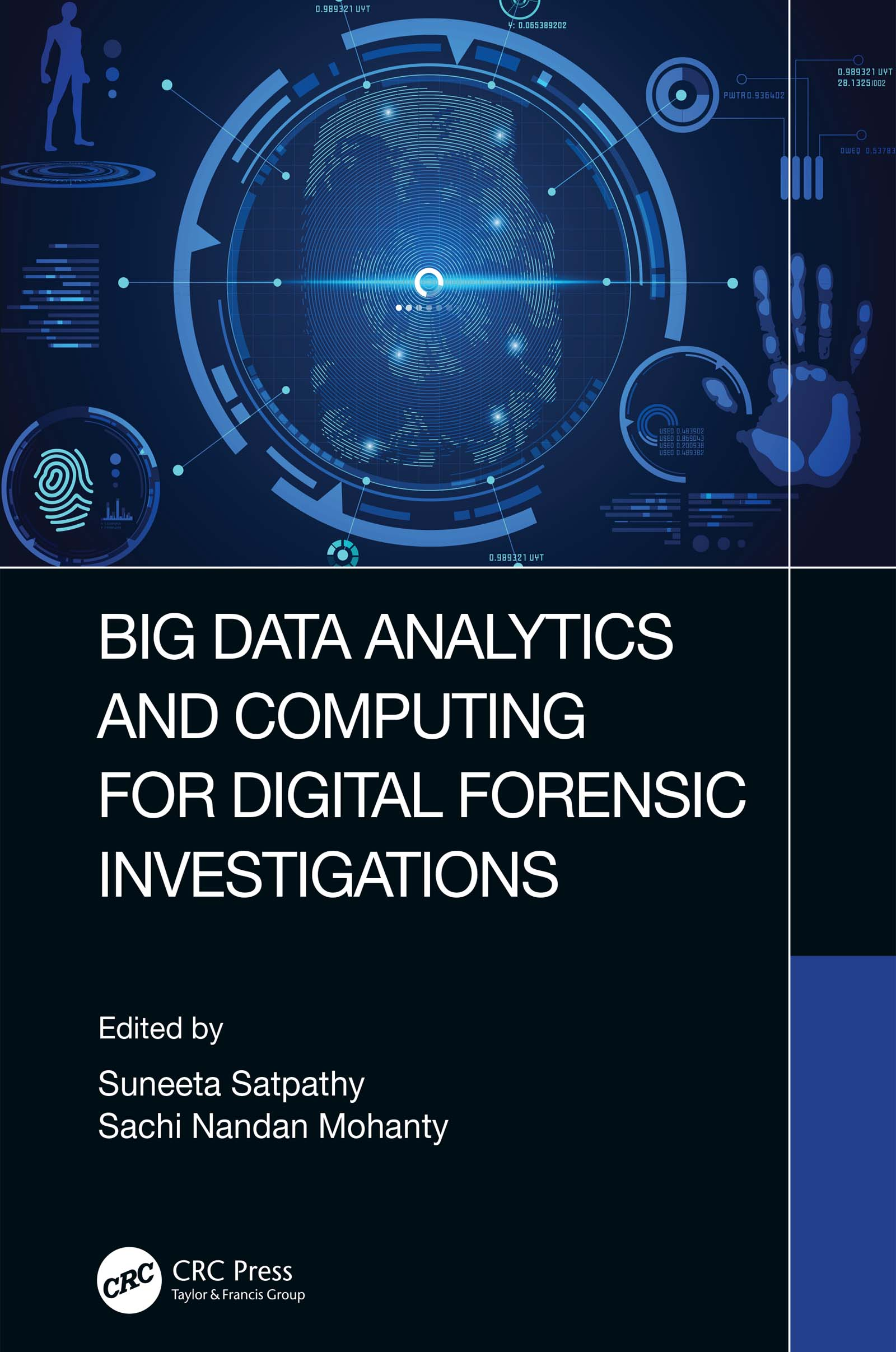 Big Data Analytics and Computing for Digital Forensic Investigations: 1st Edition (Hardback) book cover